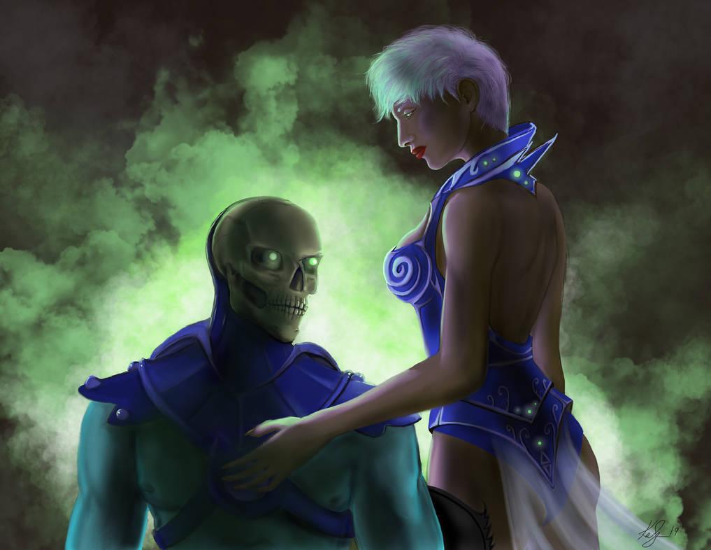 Seduction by MaevesChild