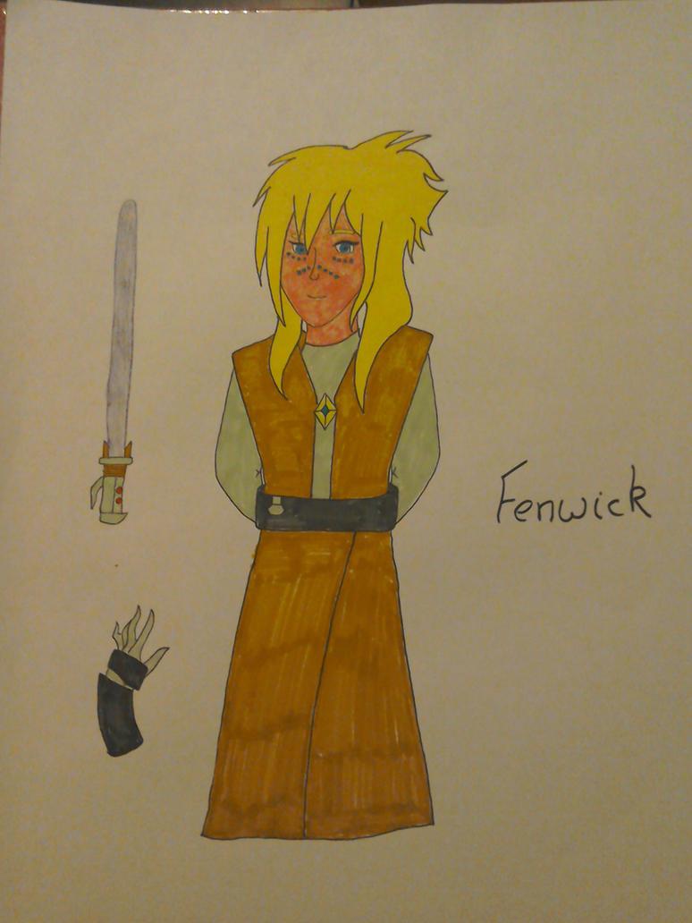 Fenwick (OC) by Delita-1