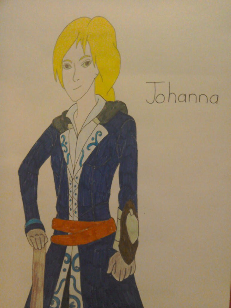 Assassin's Creed Syndicate: Johanna by Delita-1