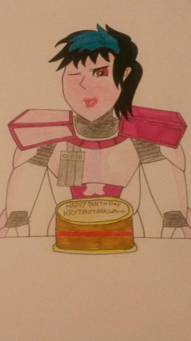 Happy Birthday KrytenMarkGen-0 by Delita-1