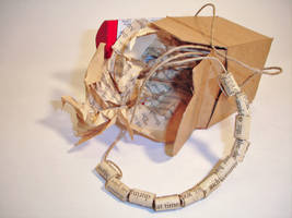 Eco Necklace Packaging