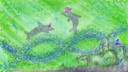 Lost Dolphin Kingdom