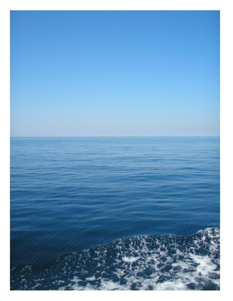 Open sea by Floydinka