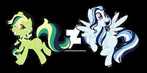 COM: Custom Ponies for Spikeanator