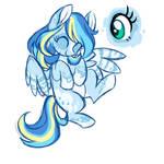 GIFT: Baby Blue Splash
