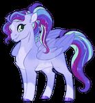 COM - sparkly gal
