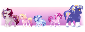 Crystal Empire kids (part 1)