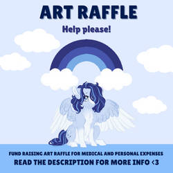 FUND RAISING ART RAFFLE! - medical expenses
