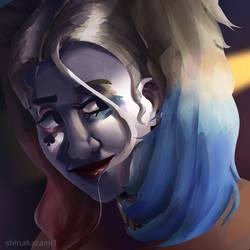 Hiiii Mr Joker by shinakazami1