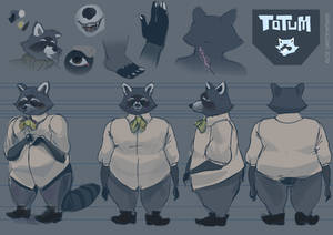 Totum - reference sheet