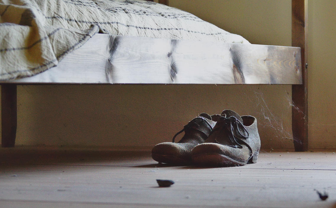 Slave Shoes by stewa2jm
