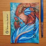 #Mermay - DAY 1 - Modern Sea Beast