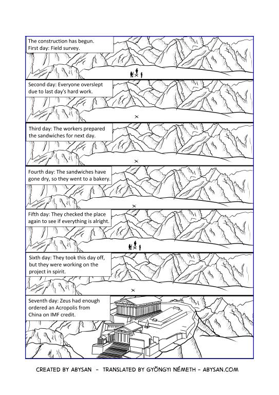 Olympus God Training Academy - Page 6 by abysan