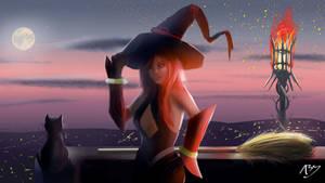 Witch + Speedpaint