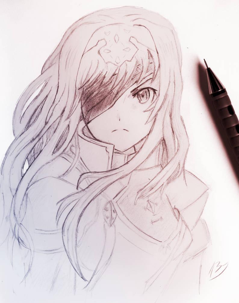 Alice - Sword Art Online Fanart by abysan