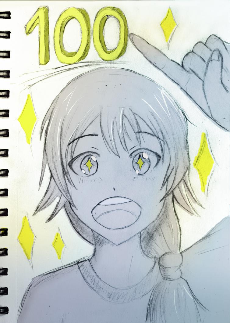 100 Insta followers by abysan