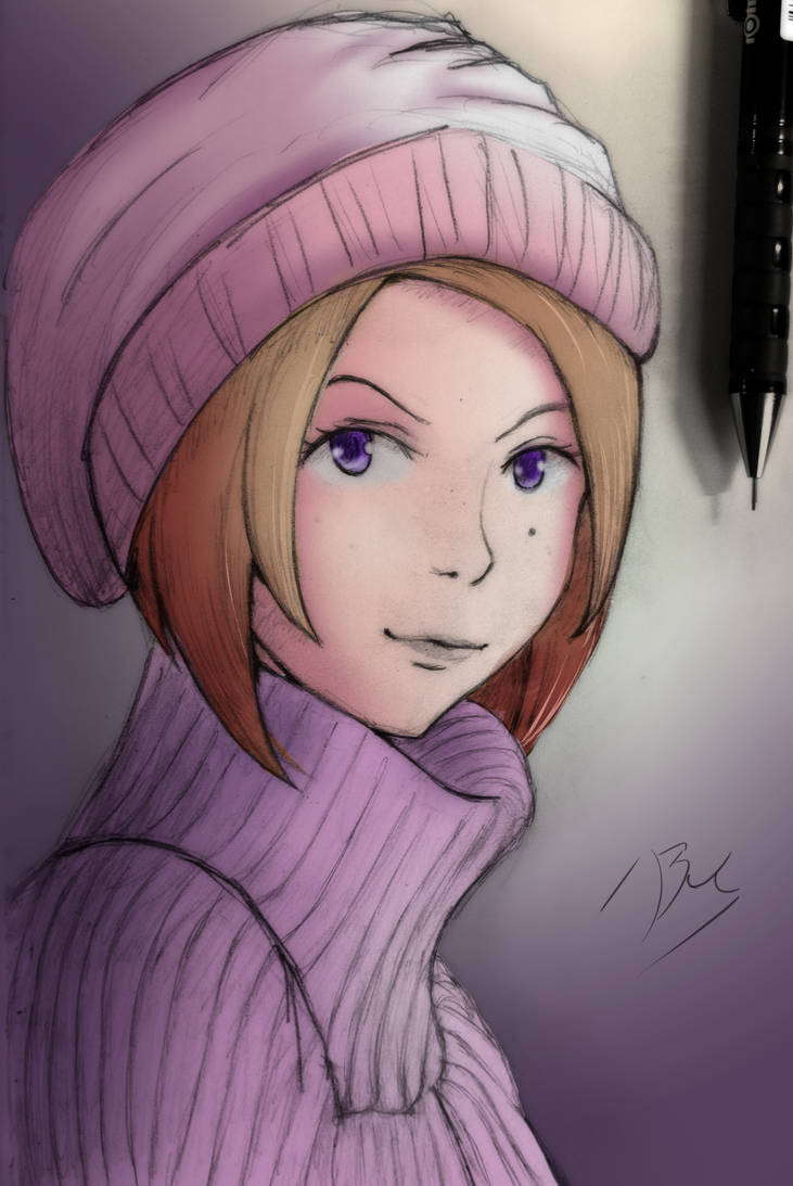 Turtleneck by abysan