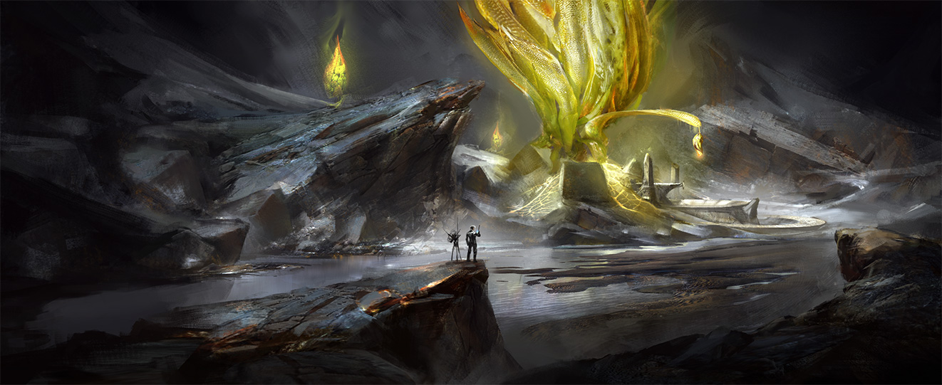 The Seed by GG-arts