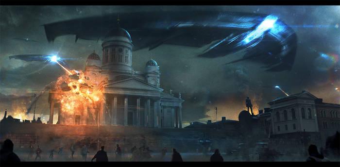 Invasion #01