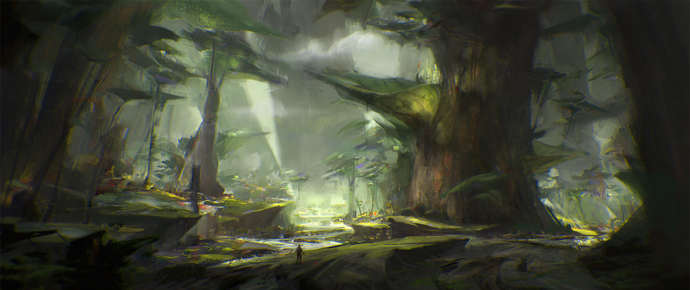 Foresty by GG-arts