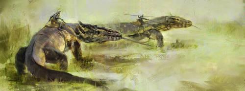 Raiders by GG-arts