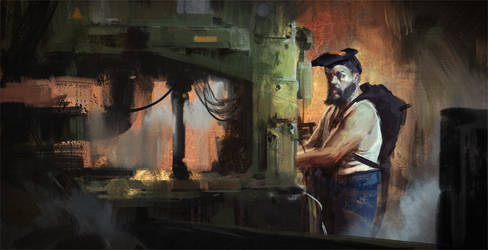 Workman by GG-arts