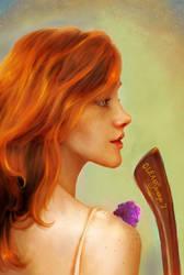 You Must Be A Weasley. by elbarien