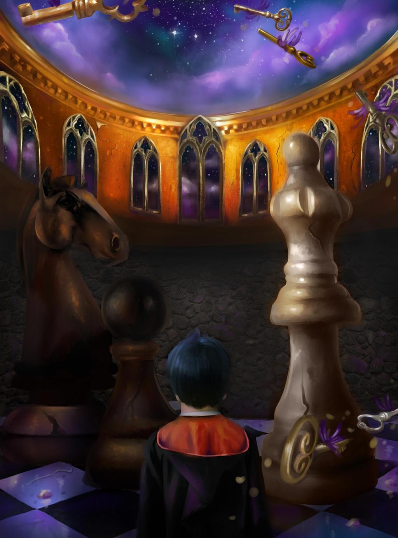 Through the Trapdoor by elbarien