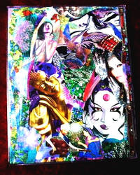 Kabuki Beauty by VampiricMedusa