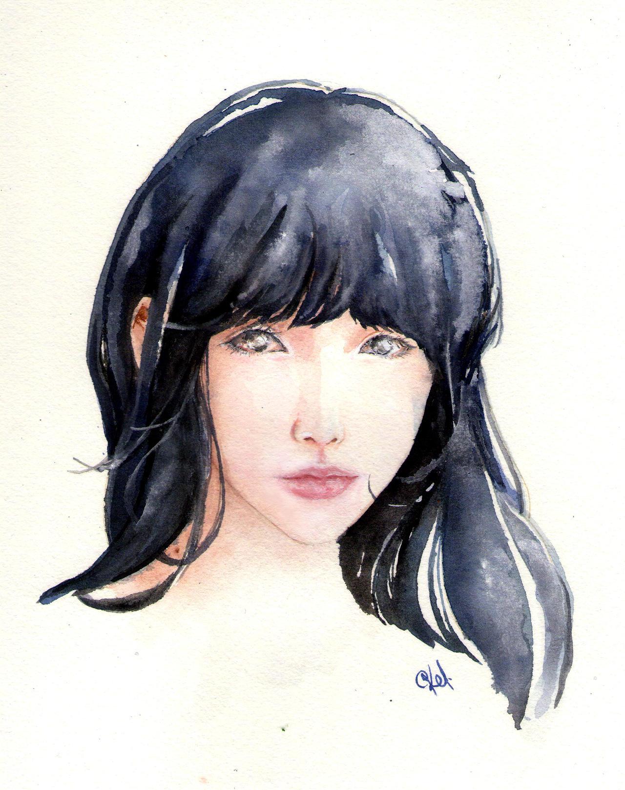 Hinata by moshi91