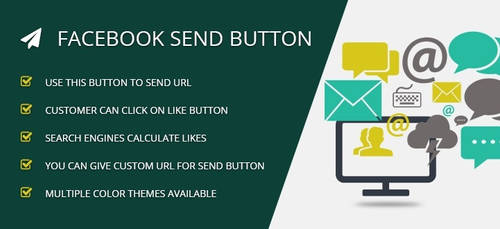 Facebook Send Button Prestashop Module by EmilyPhan