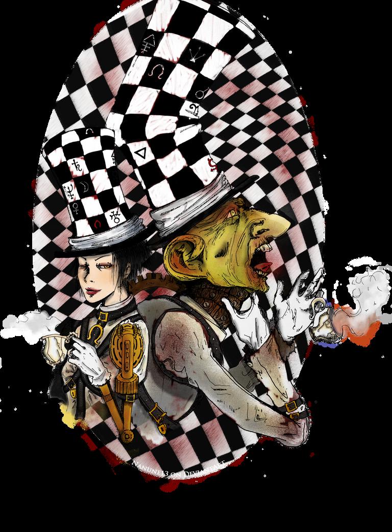 Alice: Madness Returns Cameo by Nanune13
