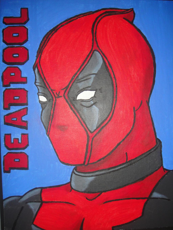Косплееры ку-ку. Делитесь выкройками для маски Дэдпула!) Deadpool 42