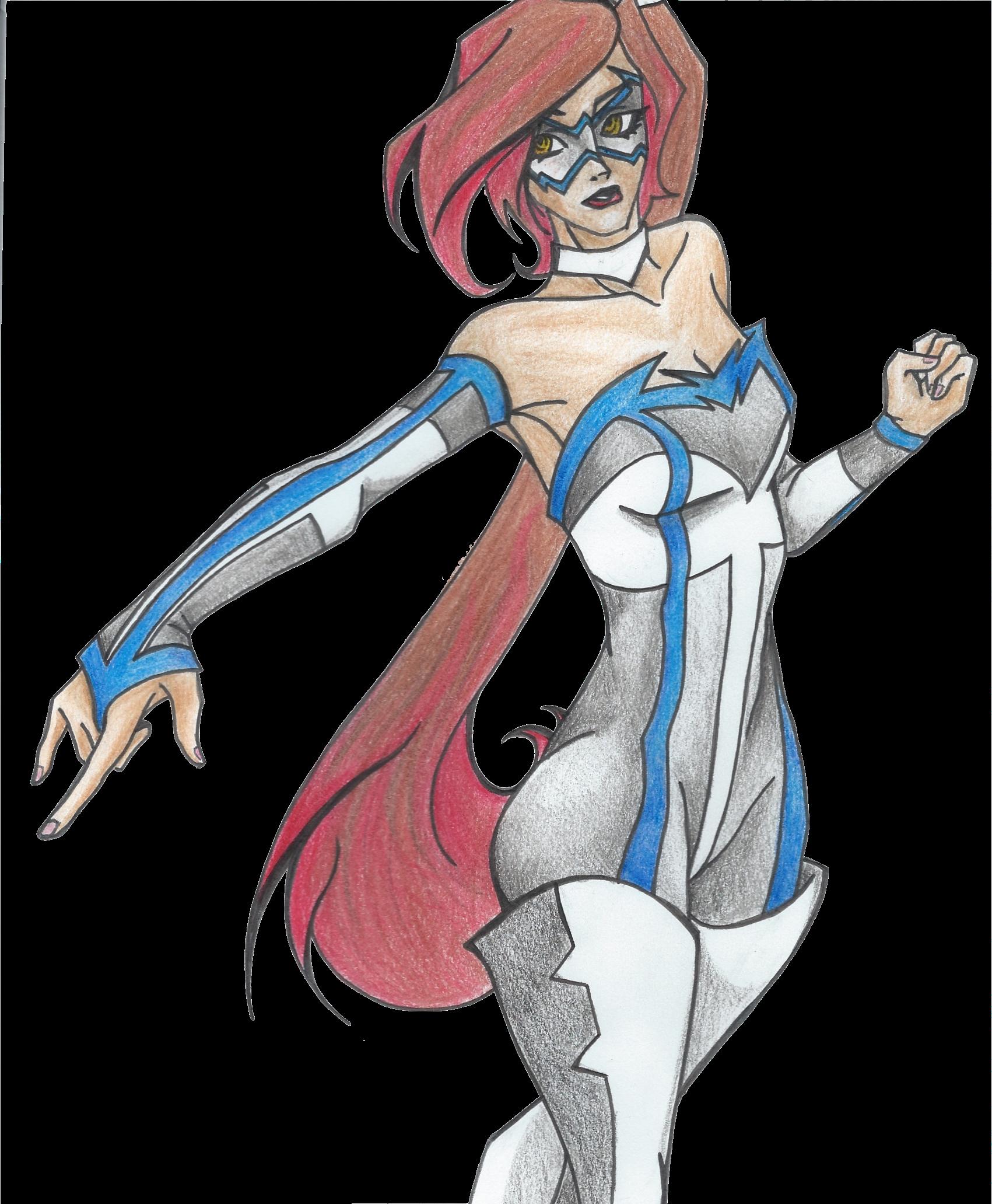 Amora The Great White Shark Superhero By Kiki21528 On Deviantart