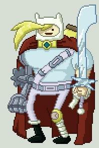 Adventure Time - Adult Finn