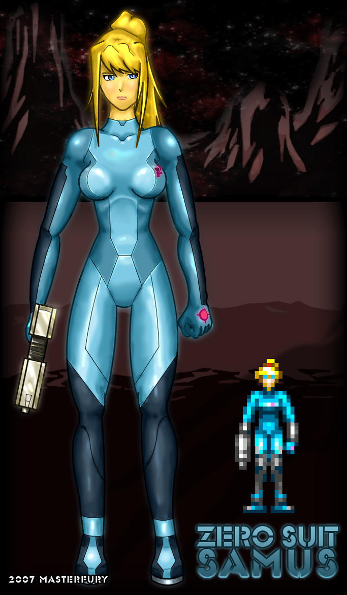 Zero Suit Samus Newgrounds