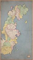 Ehros Map (Ortelius Style)