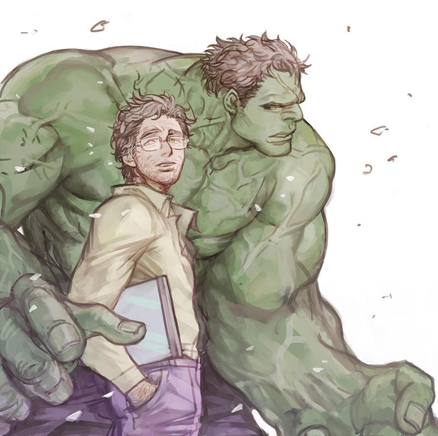 hulk and bruce ile ilgili görsel sonucu