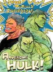 new hulk? by dogsup