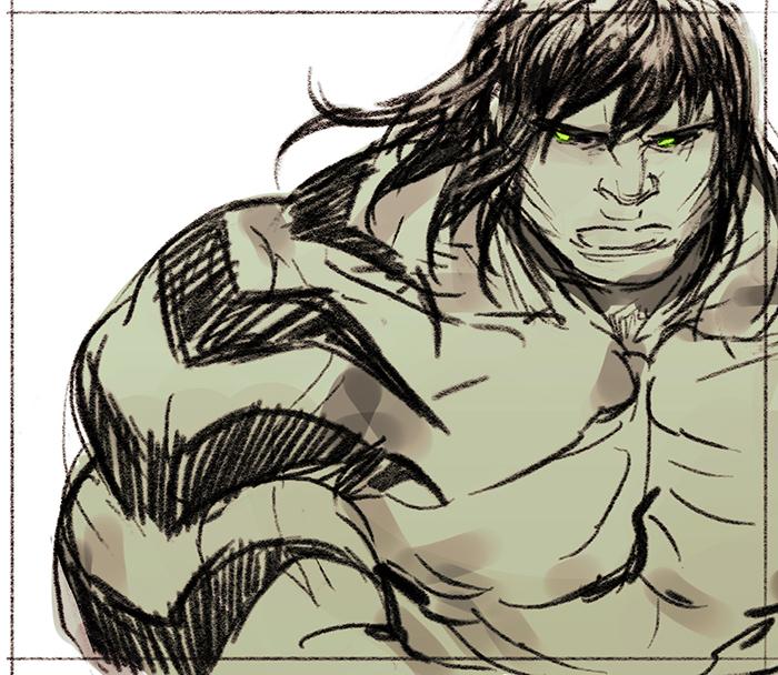 son of hulk by dogsup