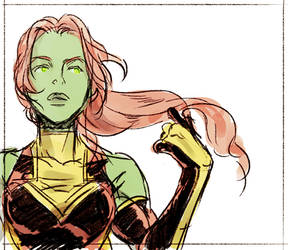 daughter of hulk