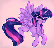 Princess Twilight Sparkle by FanaticPanda