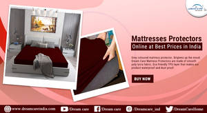 Mattresses Protectors Online at Best Prices in Ind