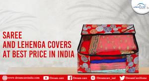 Saree and Lehenga Covers