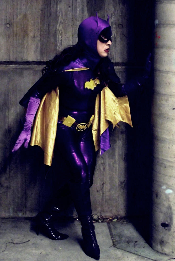 66 Batgirl Cosplay - In the Shadows by ozbattlechick
