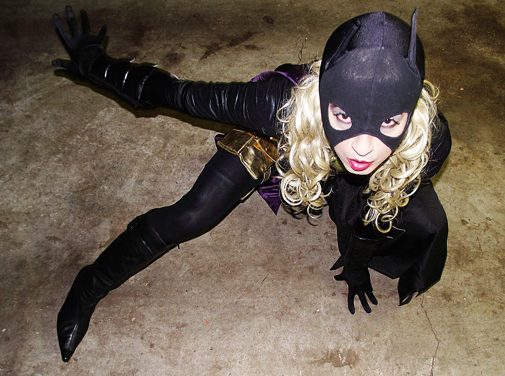 Stephanie Brown Batgirl Cosplay - Missed me? by ozbattlechick