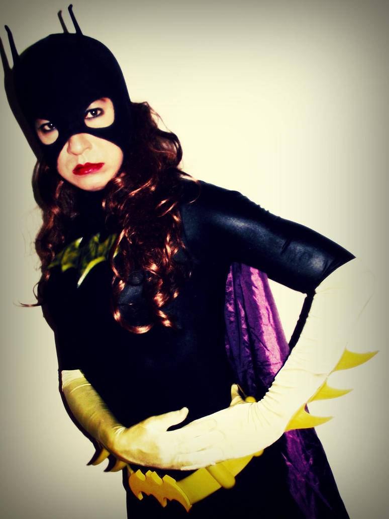 Batgirl Cosplay - Change is coming again! by ozbattlechick