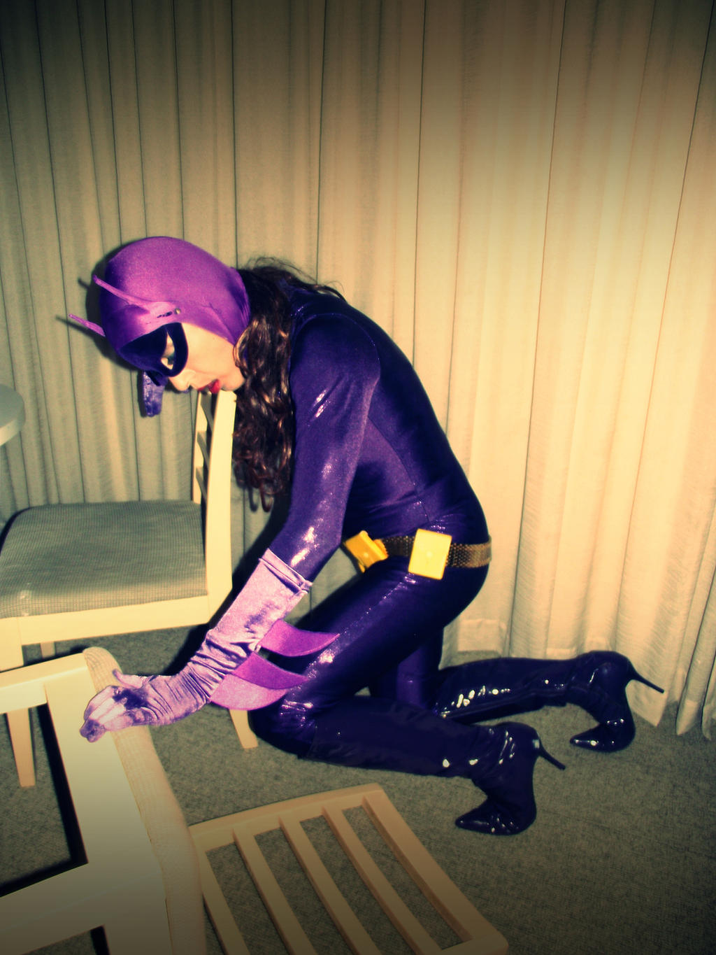 66 Batgirl Cosplay Photostory Chapter 32 Helpless? by ozbattlechick