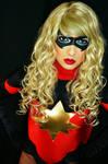 Dark Reign Ms Marvel Cosplay