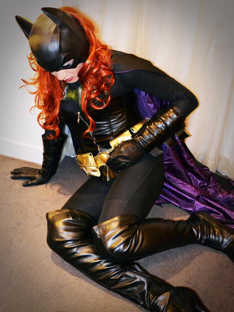 Batgirl Cosplay Photostory Ch94 Betrayal by ozbattlechick